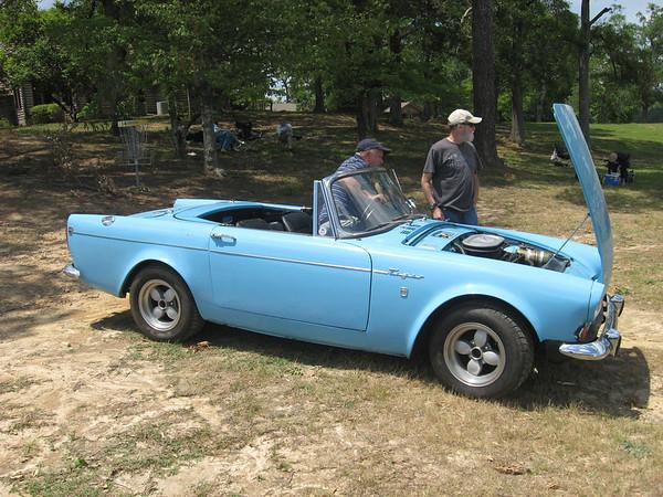 Atlanta British Motor Car Day 2011