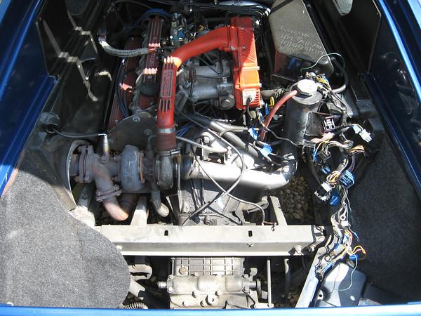 Esprit Boot Floor/Relay Box Repair