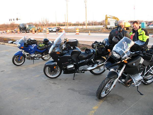 Arkansas Ride March 2008